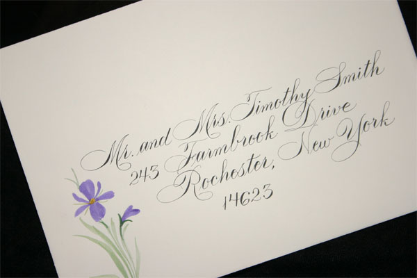 Calligraphy styles embellishments artful celebrations